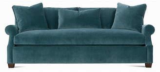 Robin Bruce Bristol Roll-Arm Sofa - Mediterranean
