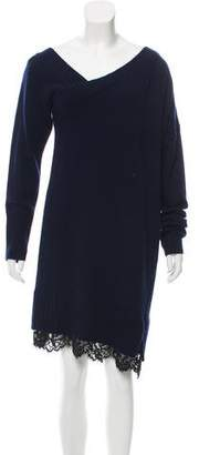Brochu Walker Wool Sweater Dress