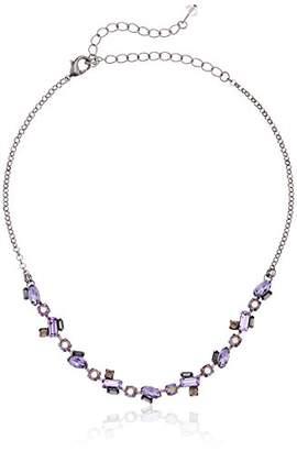 Sorrelli Lotus Free Spirit Choker Necklace