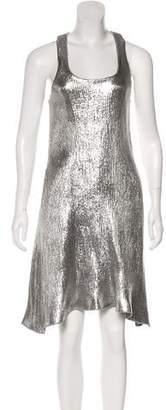 Reed Krakoff Sleeveless Wool Dress