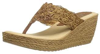 Sbicca Women's Porto Wedge Sandal