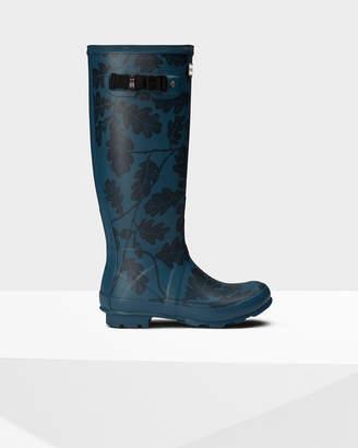 Hunter Women's National Trust Print Norris Field Boots