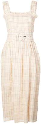 Nicholas smocked Apron dress
