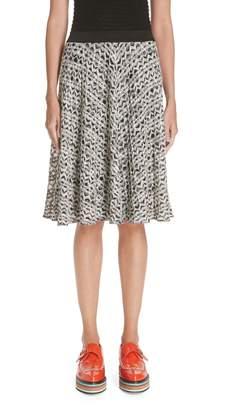 Missoni Zig Zag A-Line Skirt