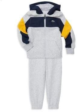Lacoste Little Boy's& Boy's Two-Piece Track Suit