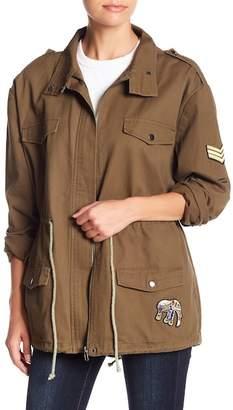 Muche et Muchette Revolution Military Jacket