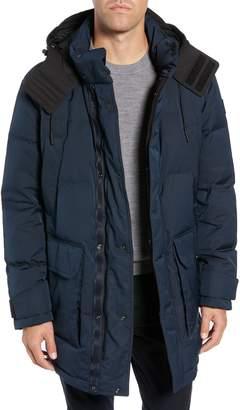 BOSS Onek Regular Fit Twill Puffer Jacket