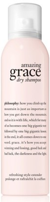 Philosophy Amazing Grace Dry Shampoo $24 thestylecure.com