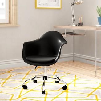 Zipcode Design Tressie Rolling Task Chair Zipcode Design