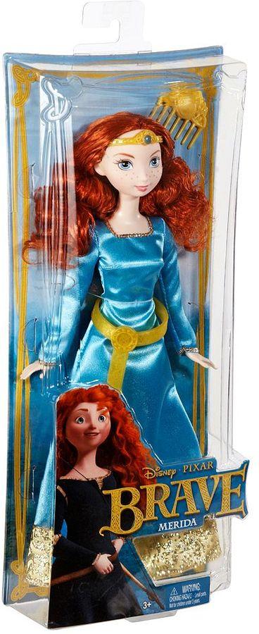 Mattel Disney / pixar brave merida doll