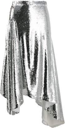 Walk Of Shame sequin skirt