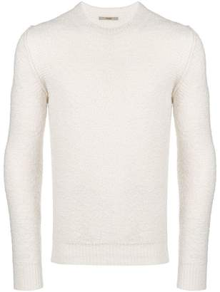 Nuur inside out knit sweater