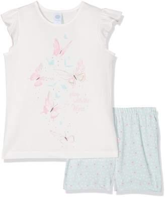 Sanetta Girl's 232057 Short Pyjama Sets
