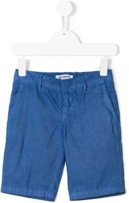 Dondup Kids side slits casual shorts