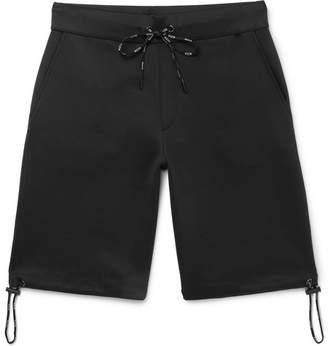Valentino Logo-Print Jersey Drawstring Shorts