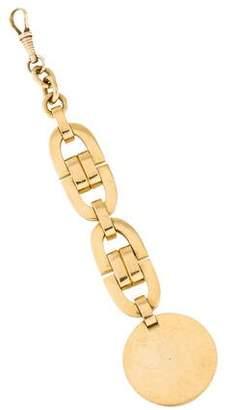 18K Key Ring