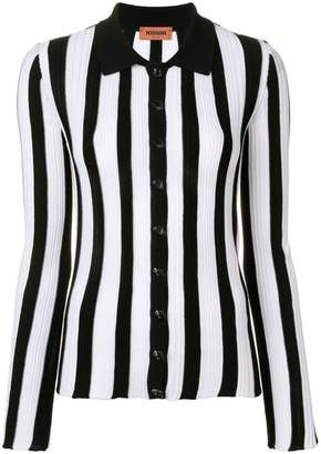 c3df846db4f Black And White Vertical Striped Top - ShopStyle UK