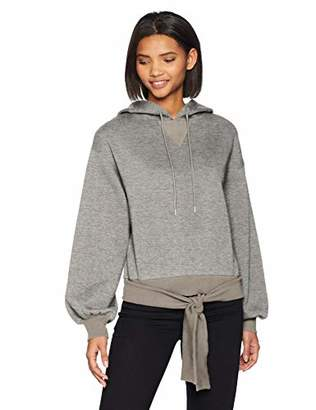 Brooke Mille Women's Hoodie -with Front Knot