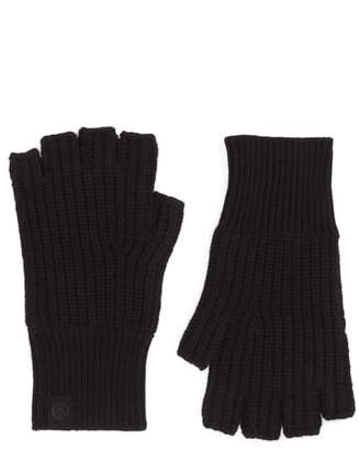 Rag & Bone Ace Cashmere Knit Fingerless Gloves