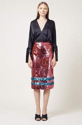 Sachin + Babi Domdurma Skirt