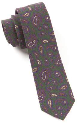 The Tie Bar Racketeer Paisley