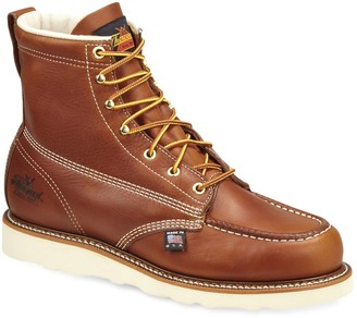 Thorogood American Heritage Men's Moc-Toe Work Boots