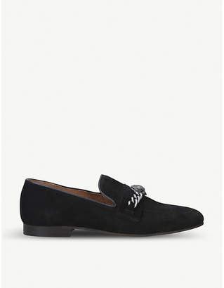 Kurt Geiger London Chelsea suede loafers