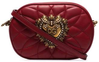 Dolce & Gabbana Devotion quilted crossbody bag