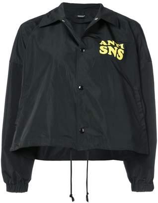 Undercover Anti SNS print jacket