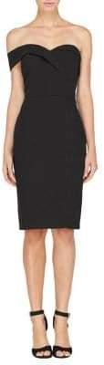 Adelyn Rae Delaney Strapless Sheath Dress