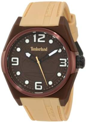 Timberland ' Radler' Quartz Stainless Steel and Plastic Casual Watch