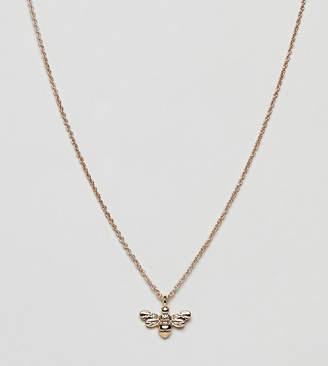 Accessorize (アクセサライズ) - Accessorize gold bee necklace