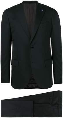 Lardini buttoned suit jacket