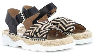 Stella McCartney Espadrille sandals