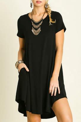 Umgee USA Perfect T-Shirt Dress