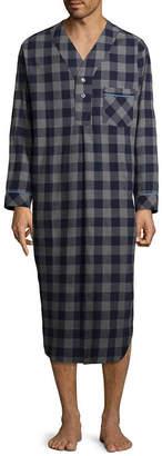 STAFFORD Stafford Men's Flannel Nightshirt