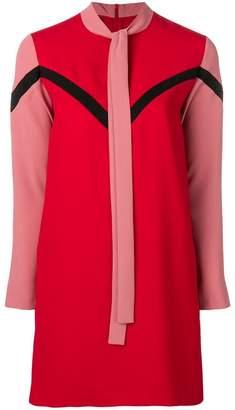 Pinko colour-block dress