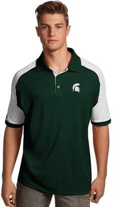 Antigua Men's Michigan State Spartans Century Polo