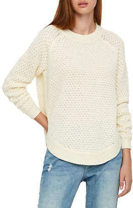 Vero Moda Ami Surf Curved Sweater