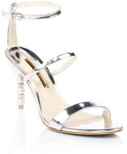 Sophia Webster Rosalind Mirror Leather Sandals