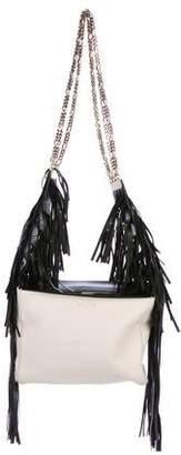 Lanvin Tribale Fringe Shoulder Bag