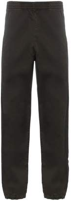 Yeezy Brown cotton sweatpants