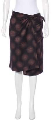 Dries Van Noten Wool-Blend Skirt