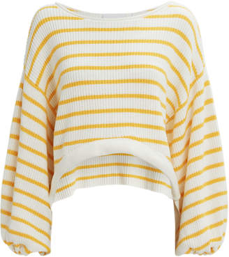 Saylor Rocco Striped Sweater