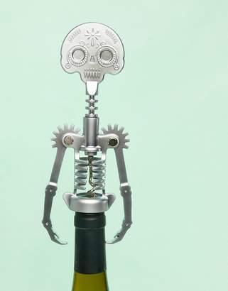 Kikkerland Skull Corkscrew