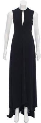 Chanel Open Back Midi Dress