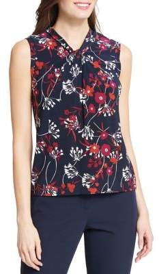 Tommy Hilfiger Floral Sleeveless Top