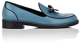 Fabrizio Viti Women's Keaton Leather Loafers-Blue