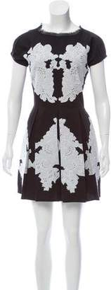 Paul & Joe Sister Embroidered Mini Dress