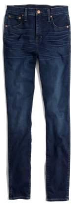 Madewell Taller 10-Inch High Waist Skinny Jeans